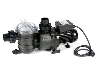 Pompe filtration sta rite swimmey 7m3 h monophas e for Chauffage piscine 7m3