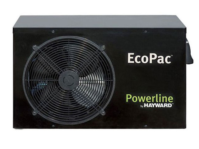 Pompe chaleur hayward powerline r versible 6kw for Pompe a chaleur piscine 6kw