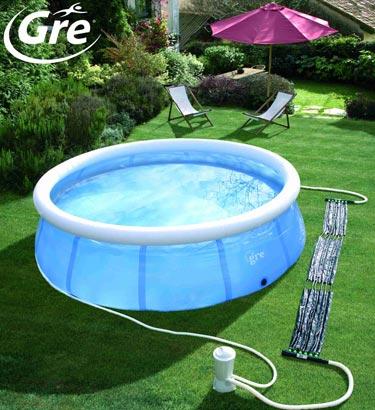 R chauffeur panneau solaire dreampool pour piscine hors for Panneau solaire pour piscine hors sol