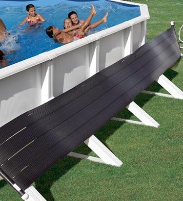 r chauffeur panneaux solaires sun energy 36 pour piscine hors sol sur. Black Bedroom Furniture Sets. Home Design Ideas