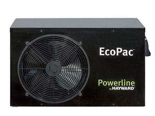 Pompe a chaleur Hayward POWERLINE reversible 8.8kW monophasee
