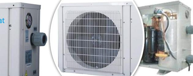 Pompe a chaleur WATER HEAT reversible 12kW monophasee - Pompe à chaleur WATER HEAT Simplicité et efficacité