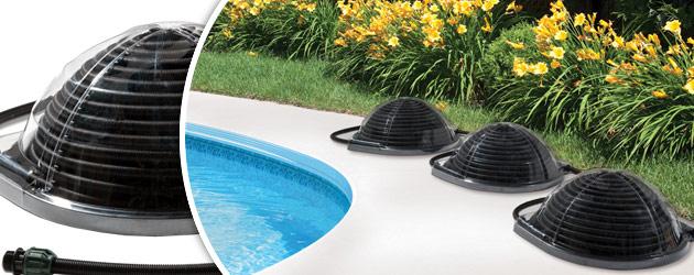 Rechauffeur solaire MINI POOL SUN pour piscine hors-sol - Réchauffeur solaire MINI POOL SUN  Robustesse et efficacité