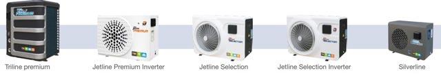 Boitier de controle WIFI pour pompe a chaleur piscine POOLEX - Boîtier de contrôle WIFI pour pompe à chaleur POOLEX