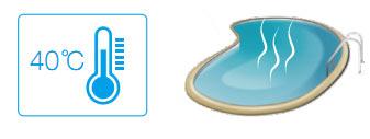 Pompe a chaleur piscine R32 Mini HEAT PUMP 6,2Kw - Pompe à chaleur piscine R32 Mini HEAT PUMP 6,2Kw