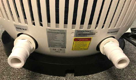 Pompe a chaleur piscine Aqualux PENGUIN 3kW - Pompe à chaleur piscine Aqualux PENGUIN 3kW