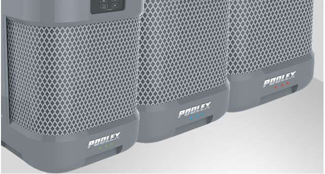 Pompe a chaleur Poolex Q-LINE 7 Inverter pour piscine 30 a 40m3 New 2021 - Pompe à chaleur Poolex Q-LINE 7 Inverter  Innovante et performante